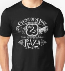 Raza Gun For Hire #2 T-Shirt