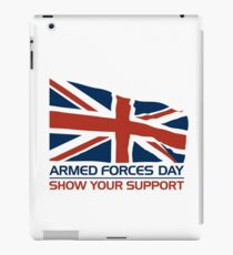 Armed Forces Day iPad Case/Skin