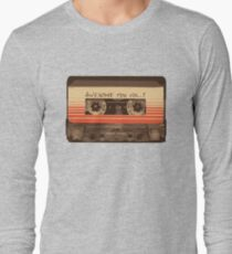 Galactic Soundtrack Long Sleeve T-Shirt