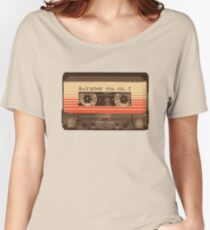 Galactic Soundtrack Women's Relaxed Fit T-Shirt