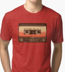 Galactic Soundtrack Tri-blend T-Shirt