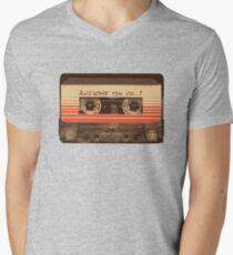 Galactic Soundtrack Men's V-Neck T-Shirt
