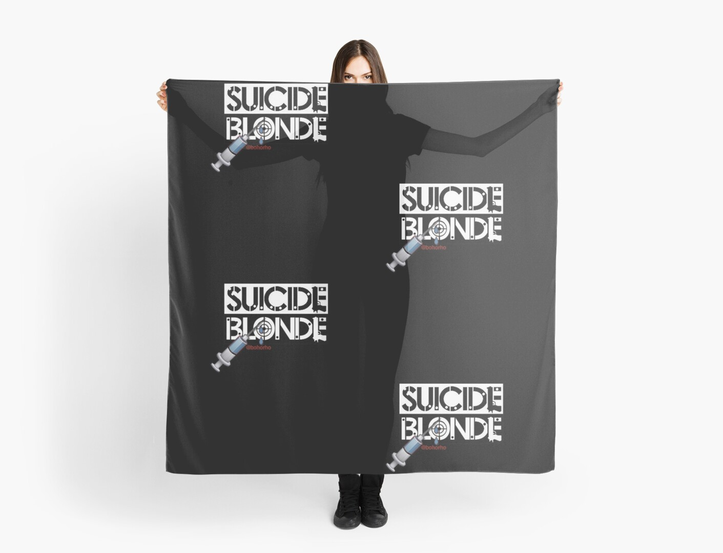 Suicide Blonde (Bleach Syringeon Black) by BohoRho