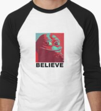 Pepe the Frog - Believe Men's Baseball ¾ T-Shirt