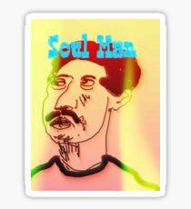 Soul Man Sticker