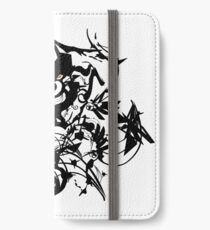 Plant Beetle  iPhone Wallet/Case/Skin