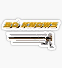 #BoKnows Star Power Sticker