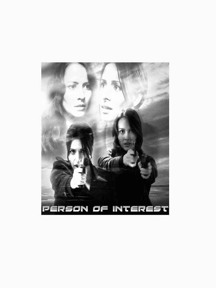 Root and Shaw Black and White  by TeamMachineShaw