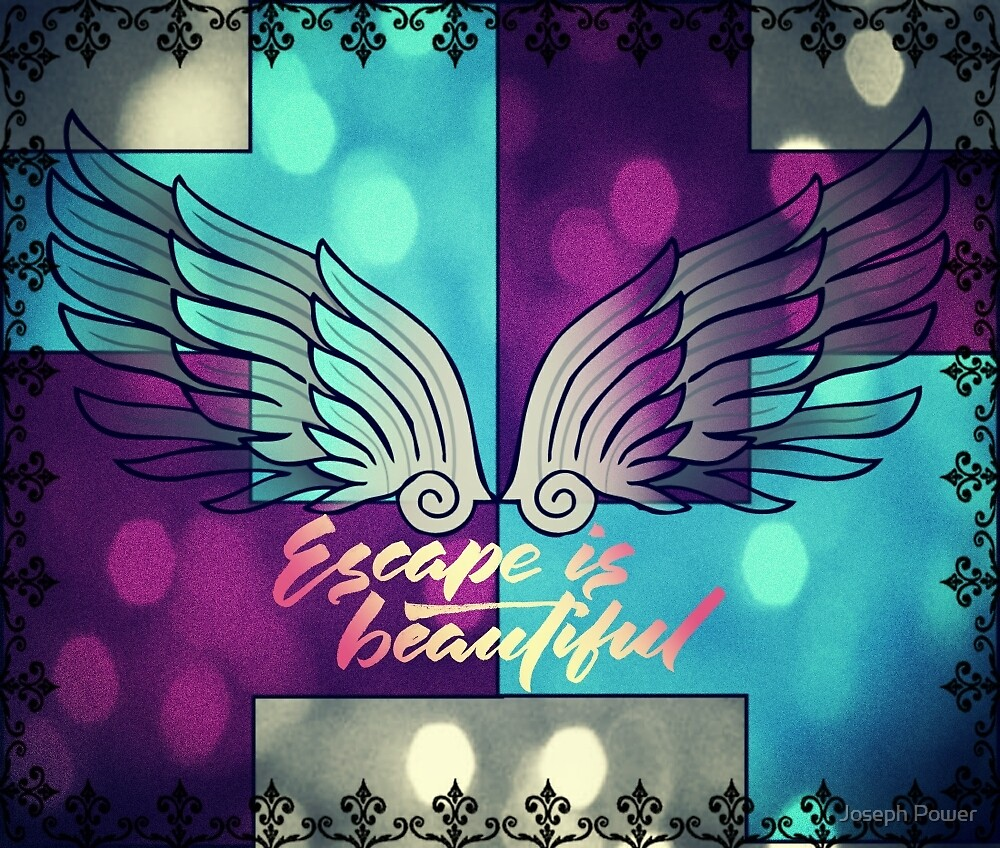 """Escape Is Beautiful"" - The Princess' Escape by Joseph Power"