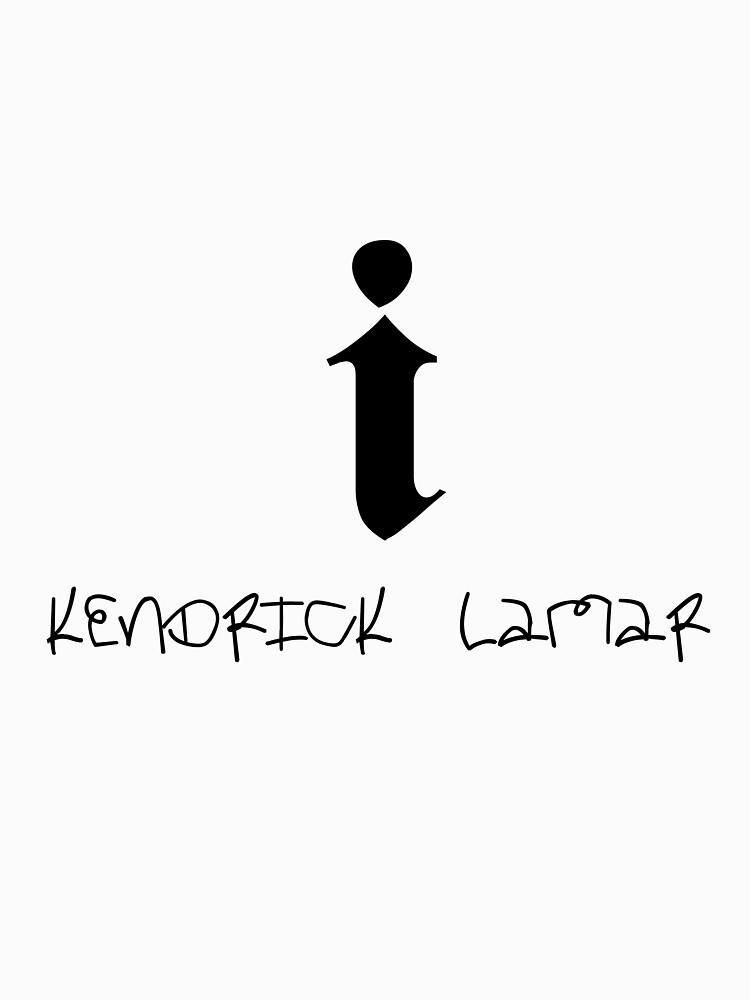 i kendrick Lamar by cal10