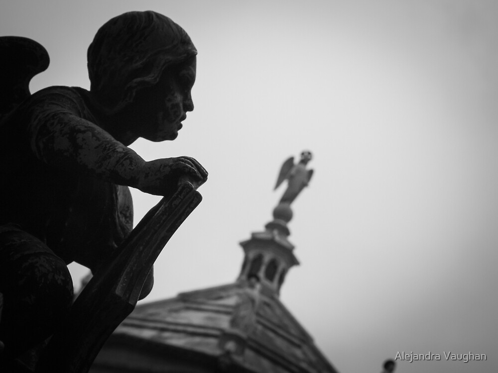 Angel by Alexandra Vaughan