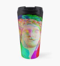 Floral Shoppe Vaporwave Travel Mug