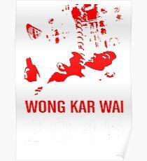 2046 -WONG KAR WAI- Poster