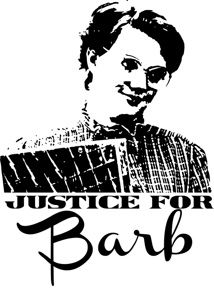 Justice For Barb by GameOfTrying