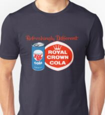 ROYAL CROWN COLA 7 Unisex T-Shirt