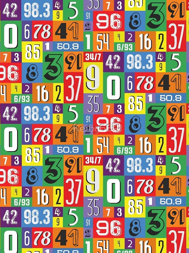 Rainbow numbers by Kerby664