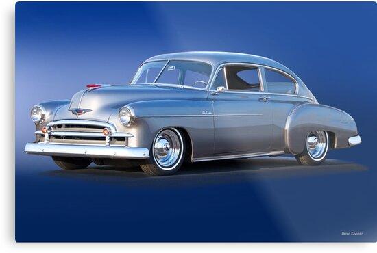 1950 Chevrolet Fleetline Deluxe Sedan by DaveKoontz