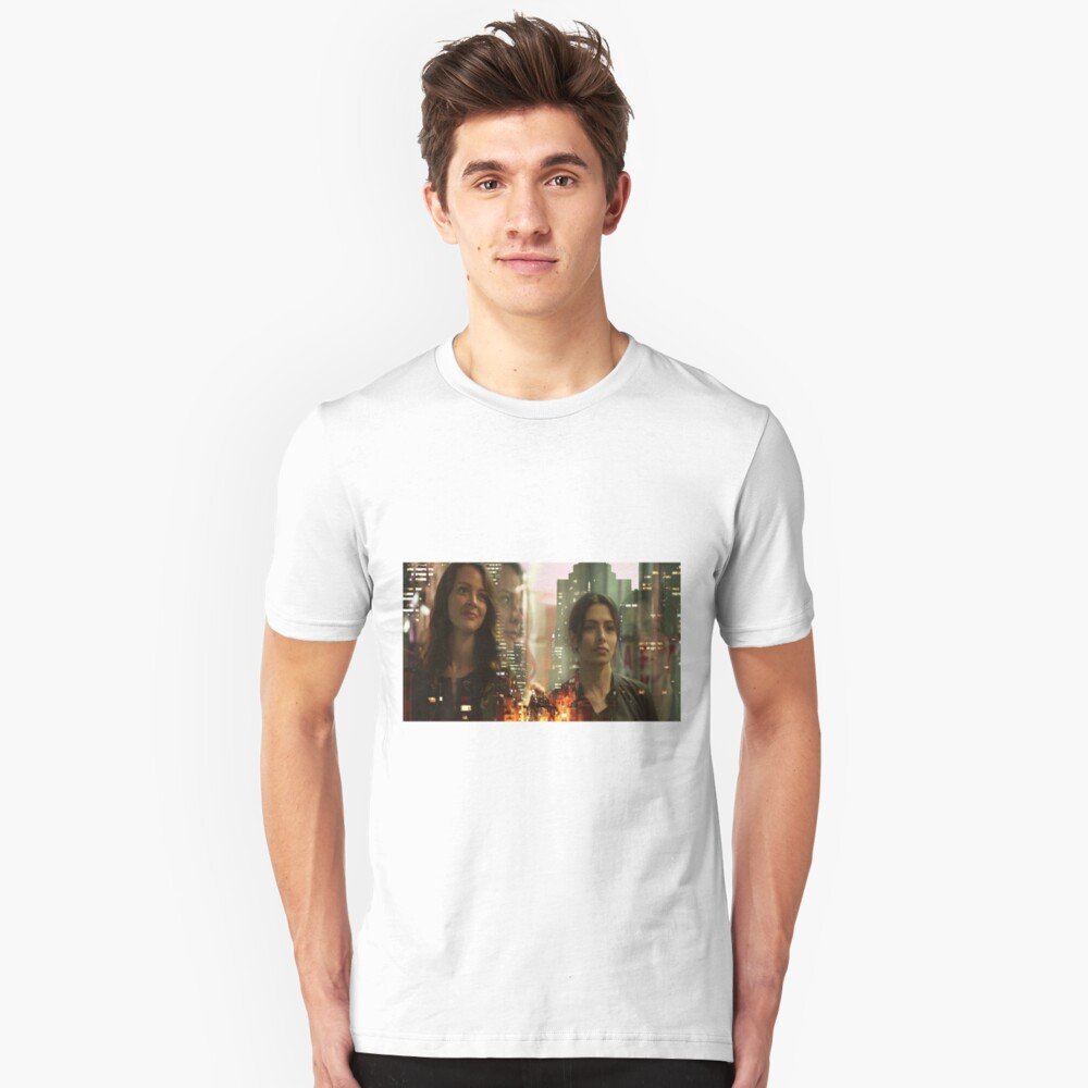 Root and Shaw POI Unisex T-Shirt Front
