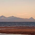 Isle of Skye From Applecross Panorama by derekbeattie