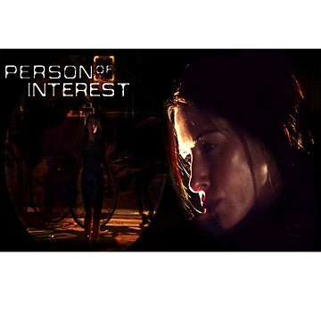 Person of Interest Shaw Badass by TeamMachineShaw