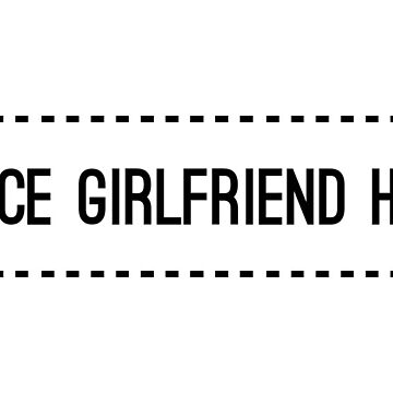 Place girlfriend here by tanluccas