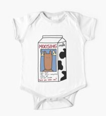 Mooseing Person Kids Clothes