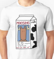 Mooseing Person Unisex T-Shirt