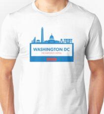 Washington DC Capital Shirt Unisex T-Shirt