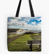 Cuckmere Haven Tote Bag