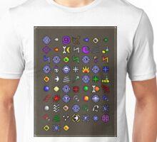 Runescape spells Unisex T-Shirt