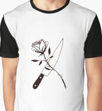 Love Against Hate Graphic T-Shirt