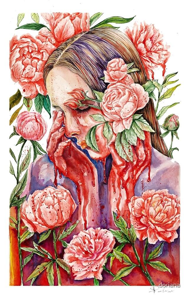 Beauty hurts by doriana