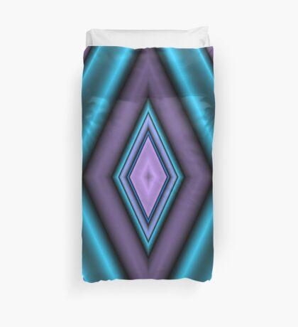 Cool Down (Diamond) Duvet Cover