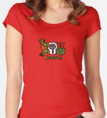 Boo Season Women's Fitted Scoop T-Shirt