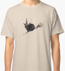Flight of the Witch Bunnies Classic T-Shirt