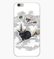 Flight of the Witch Bunnies iPhone Case