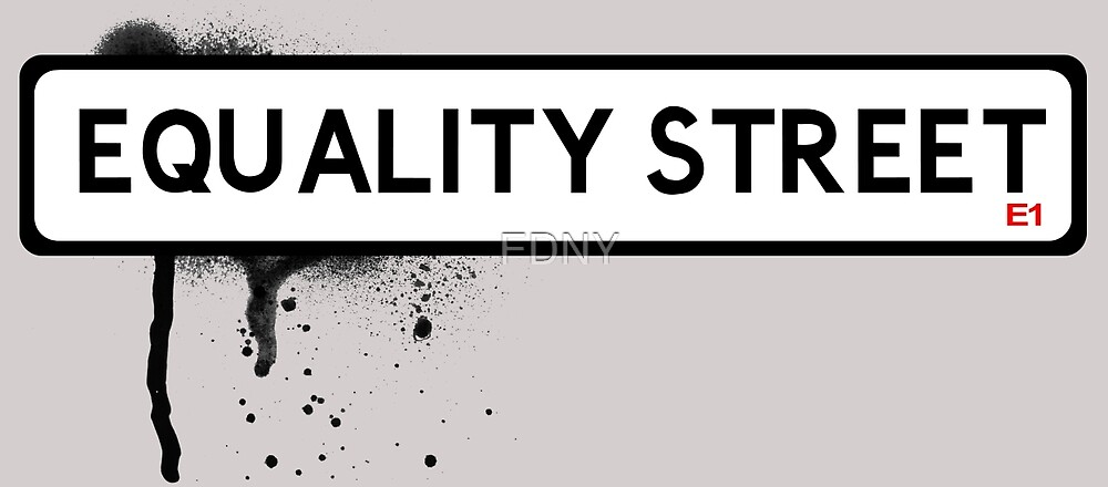 EQUALITY STREET by FDNY