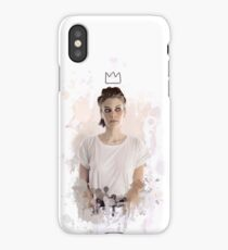 C O H A N CROWN PRINT iPhone Case/Skin