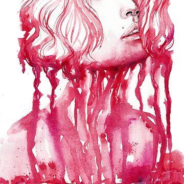 Tropfen Blut von doriana