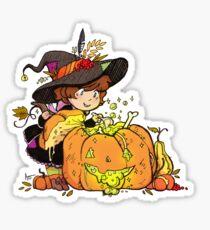Witch's Brew Sticker