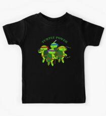 Turtle Power TMNT Kids Clothes