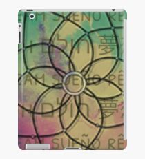 Dreaming of Languages iPad Case/Skin