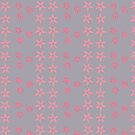 Pink Bursting Grey by CreativeEm