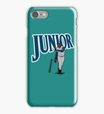 "Seattle - ""Junior"" iPhone Case/Skin"