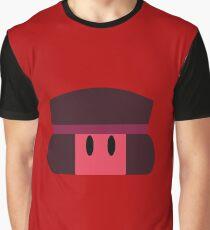 Niedlicher Rubin Grafik T-Shirt