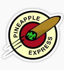 Pineapple Express Sticker