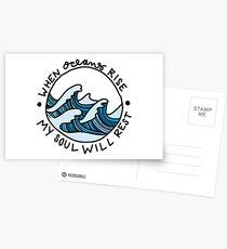 Oceans Postcards