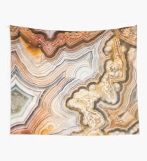 Geode Agate  Wall Tapestry