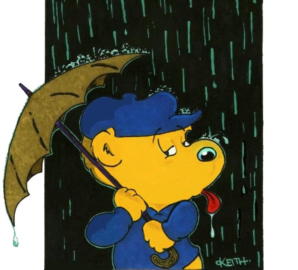 Ferald's Taste Of Rain by Keith Williams