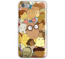 What A Wonderful Kind Of Day iPhone Case/Skin